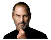 Стив Джобс о креативности.