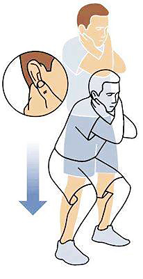 Эффективное упражнение Йога для мозга